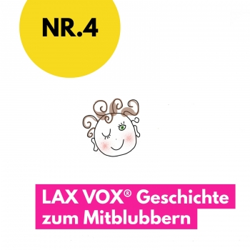 Brother Jacob: LAX VOX® story to bubble along to (German)