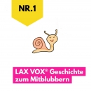 The snail and the ant: LAX VOX® story to bubble along to